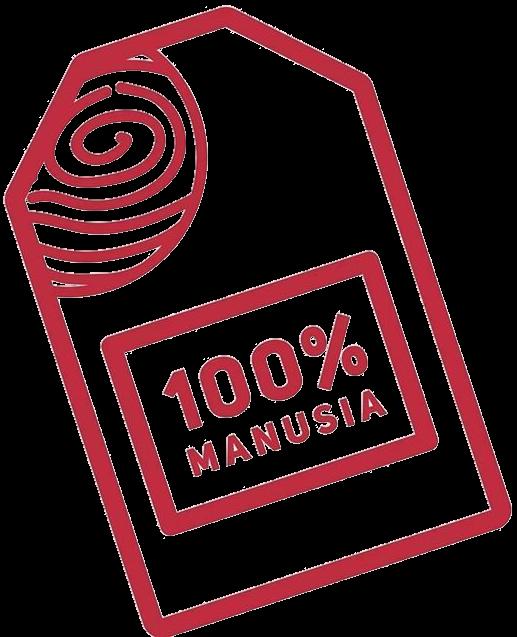 100% MANUSIA
